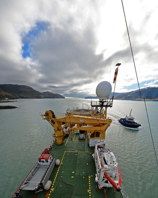 Hms Protector In New Zealand Just Plymouth