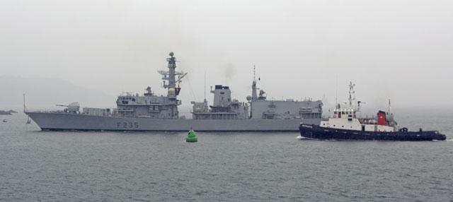 HMS Monmnouth