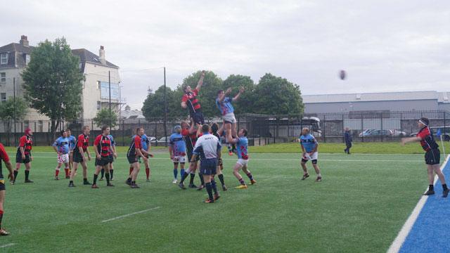 First World War memorial rugby match