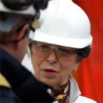 Her Royal Highness  visits HMS Albion