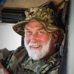 HRH Prince Michael of Kent visits Royal Marines