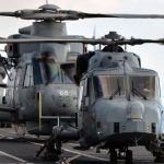 British warships gear up for Trident Juncture