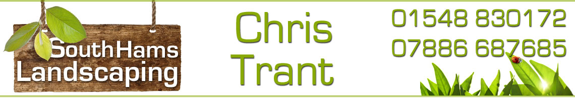 Chris Trant Landscaping Plymouth