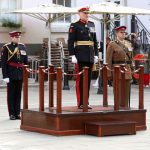 New Governor and Commander-in-Chief arrives in Gibraltar