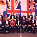 Royal Navy sailors' awards for excellence