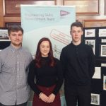 MoD Apprentices support national apprentice week