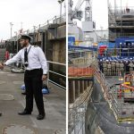 Royal Navy Submarine, HMS Vanguard, hosts historic Army visit