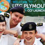 Royal Navy Cadet unit launched at Plymouth UTC