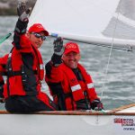 Royal Navy Dinghy Sailing Challenge Starts
