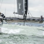 America's Cup Portsmouth. Oracle Team USA with two race victories