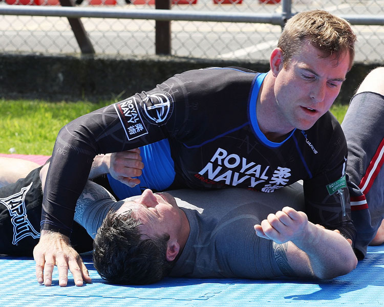 Royal Navy Fitness Festival