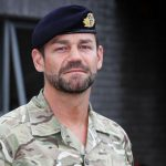 Royal Navy Bomb Disposal Experts have a new Commanding Officer