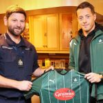 Royal Navy team up with Plymouth Argyle