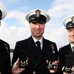 Royal Navy Submariners rewarded for excellence