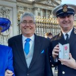 Chief Petty Officer Mark Lambert awarded MBE