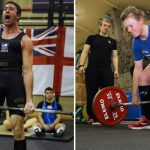 Royal Navy Power-lifting Competition