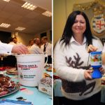 Devonport Naval Base Charity Cake Sale