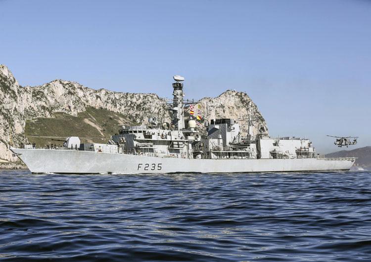HMS Monmouth