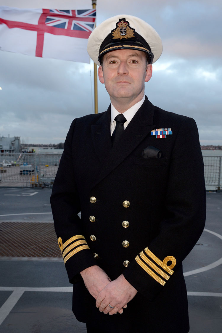 Cdr Stephen Higham