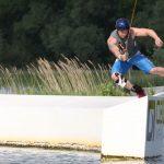 Royal Navy wakeboarding championships