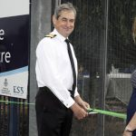 Royal Navy recycling plant launched
