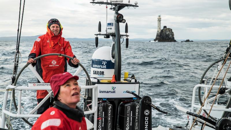 Rolex Fastnet Race Dongfeng