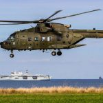 HMS Ocean leads Greek naval exercise
