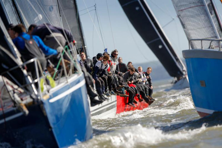 IRC European Championship and Commodores' Cup and all RORC races