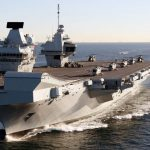 HMS Queen Elizabeth will arrive in Gibraltar for her first overseas port visit