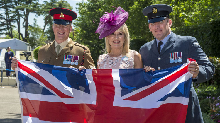 2018 Royal Ascot Armed Forces' Day