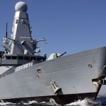 Award for Royal Navy sailors who defied missile threat to protect merchant ships