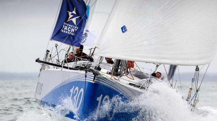 Rough weather predicted for Sevenstar Round Britain  and Ireland Race