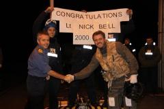 Lt Nick Bell