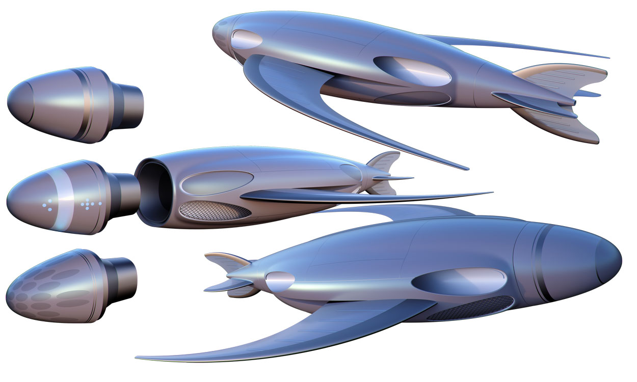 Royal Navy unveils radical future submarine concepts | Just Plymouth