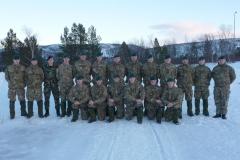 Royal Marines in Norway
