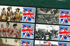 Royal Marines limited edition stamps