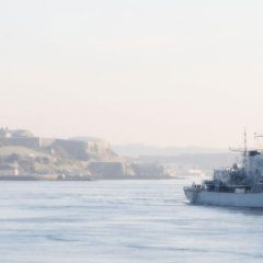 HMS Montrose home from hard-hitting anti-piracy patrol