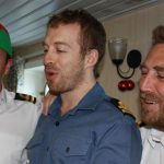 HMS Scott spends Christmas in Cape Town