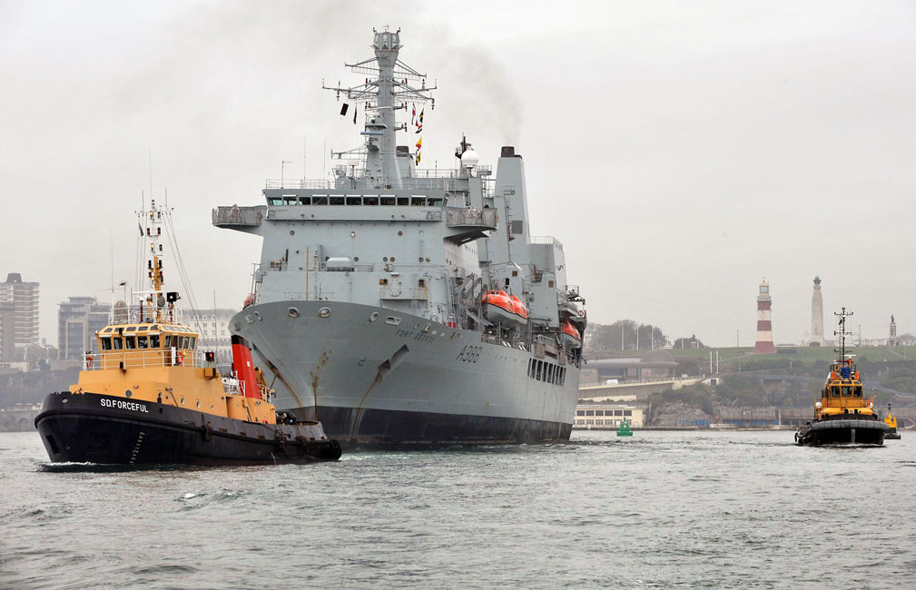 RFA Fort George