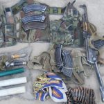 Royal Marines and Afghans defy insurgent bomb-makers
