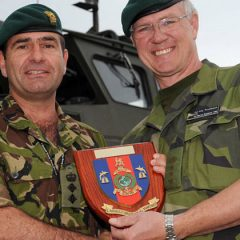 Combat Boat Exchange for UK and Sweden