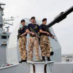 Royal Navy Stars in Royal Edinburgh Military Tattoo