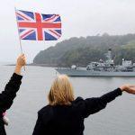 Plymouth-based Royal Navy warship HMS Argyll