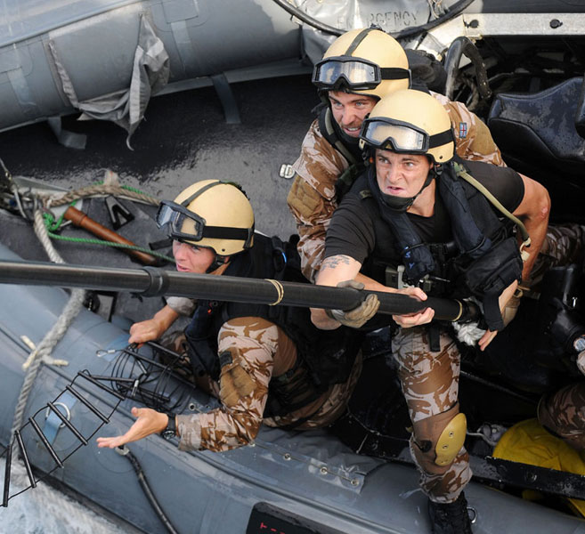 The Maritime Aviation Support Force