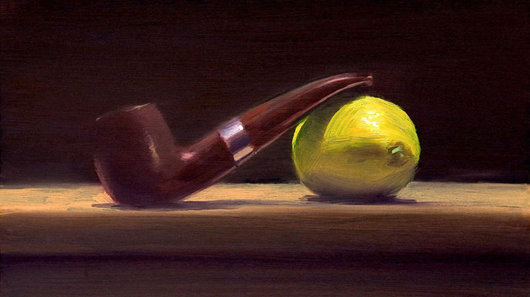 Richard Barry - Lemon and Pipe