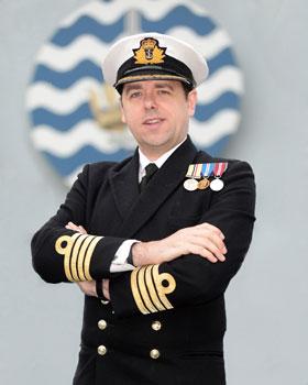 Capt James Parkin
