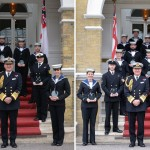 ever Royal Navy apprentices awards ceremony
