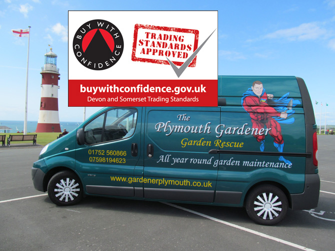Gardener Plymouth