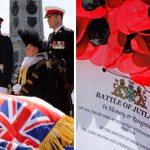 Jutland Memorial Service