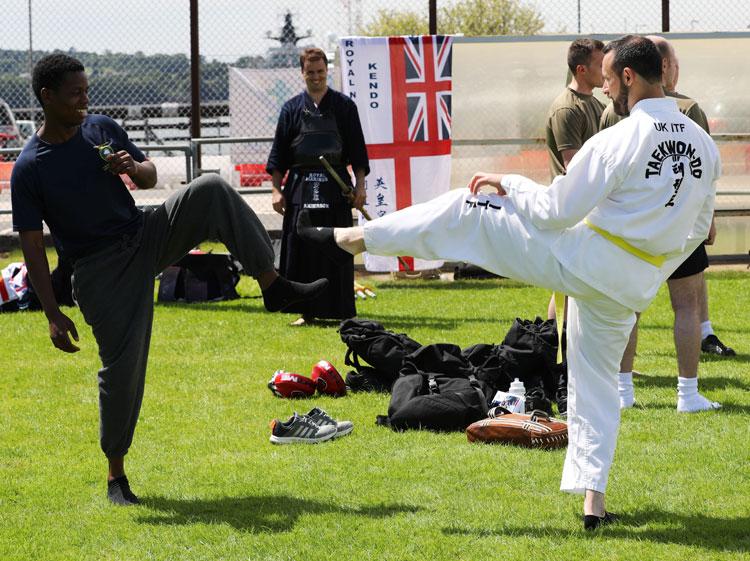 Royal Navy Fitness Festival
